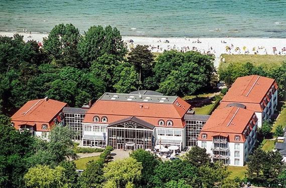 Kurzurlaub im Ostseebad Boltenhagen für 2