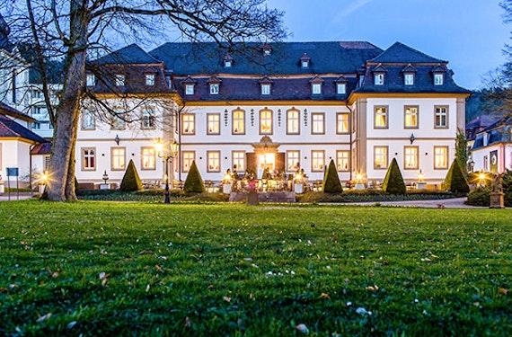 Kurzurlaub im Schlosshotel in der Rhön für 2