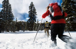 Kurzurlaub mit Schneeschuhwanderung in Tirol für 2