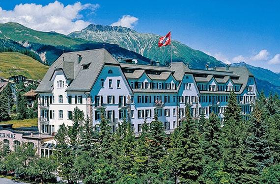 Relax-Kurzurlaub in St. Moritz für 2