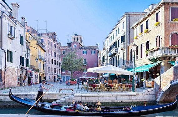 Kurzurlaub in Venedig für 2