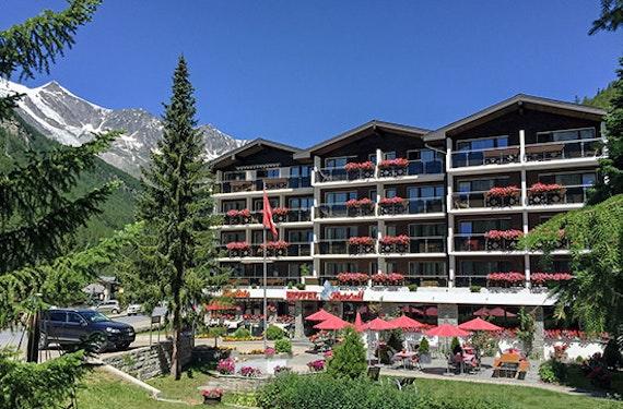 Kurzurlaub im Kanton Wallis für 2