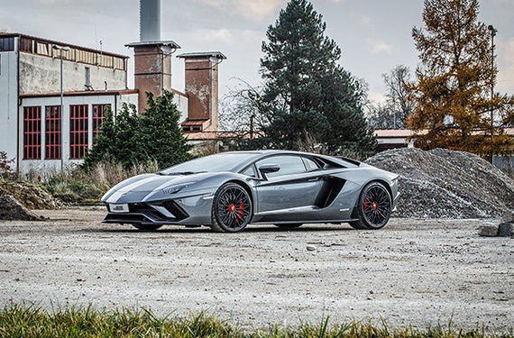 Lamborghini Aventador S fahren in Rosenheim (30 Min.)