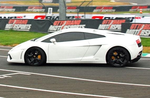 Lamborghini Gallardo Training (6 Runden)