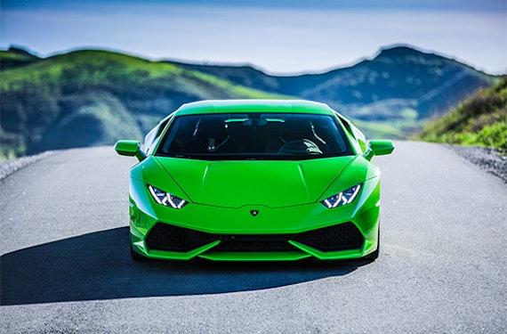 Lamborghini Huracan fahren in Monza