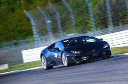Rennstreckentraining Lamborghini Huracán (4 Runden)