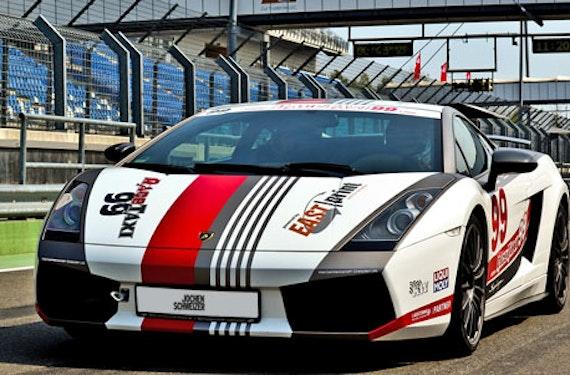 Lamborghini Gallardo Rennstreckentraining auf dem Lausitzring
