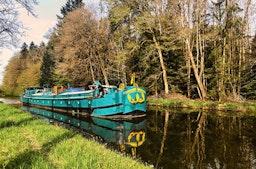 Hausboot Übernachtung in Languimberg