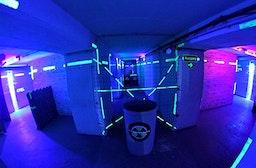 Lasergame spielen in Berlin