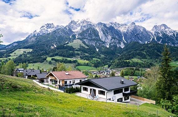 Ferienhaus in Leogang für bis zu 8 Personen (8 Tage)
