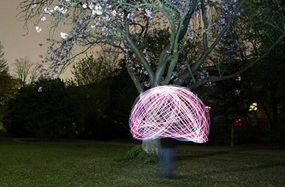 Foto-Workshop 'Licht im Dunkeln'