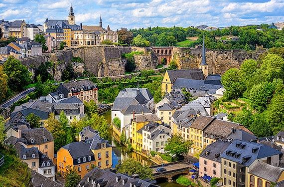 Städtetrip Luxemburg für 2 (3 Tage)