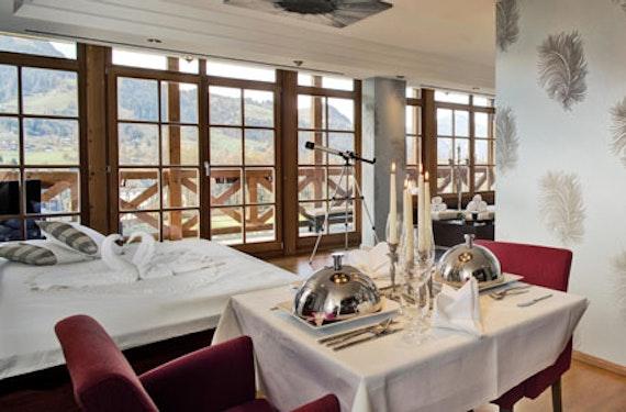 Private Luxus-Spa-Lounge in Kitzbühel für 2