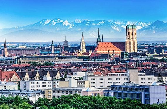 Luxus Städtetrip München für 2 (2 Tage)