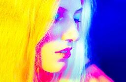 Magic Colour-Fotoshooting