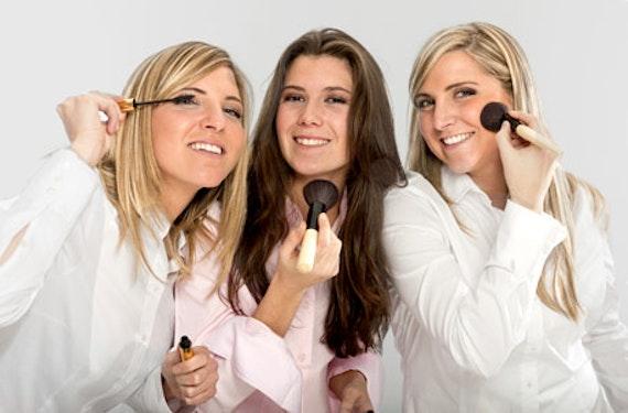 Make-up Party für bis zu 6 Personen
