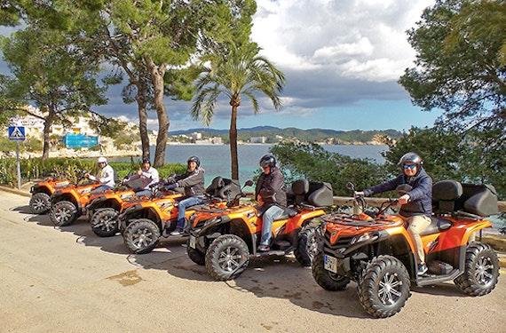 Quad Tour auf Mallorca