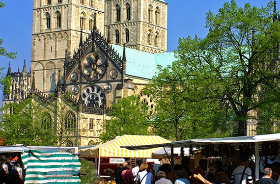 Marktbesuch mit Kochkurs in Münster