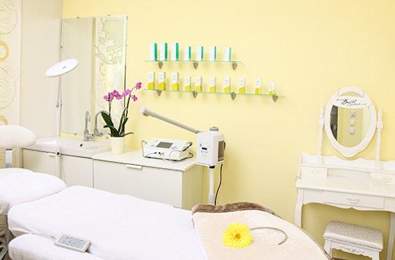 Beauty-Anwendung mit Massage