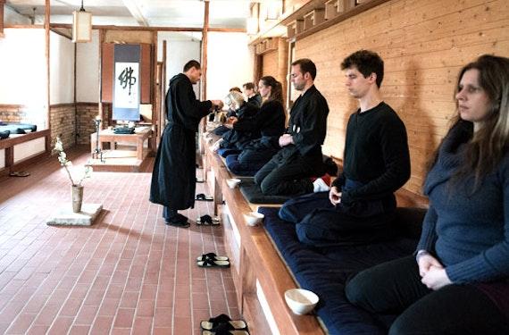 ZEN Meditations-Kurs mit Übernachtung Raum Halle