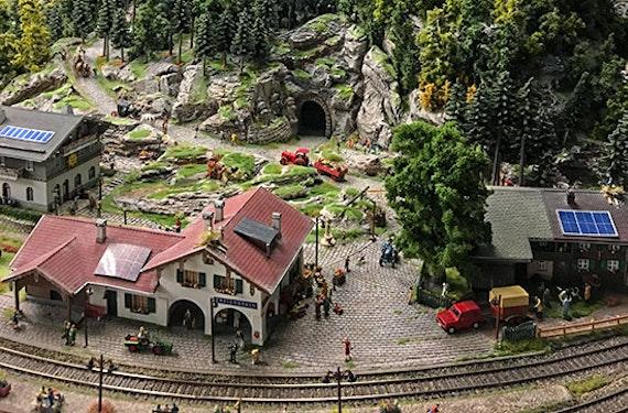 Frühstück & Miniatur Wunderland Hamburg für 2