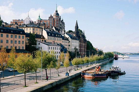 Minikreuzfahrt Deluxe Stockholm Helsinki für 2