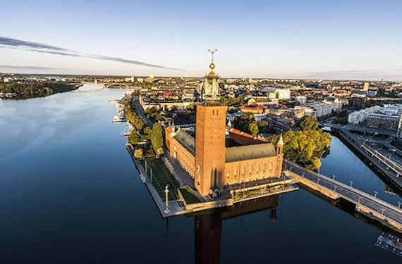 Minikreuzfahrt Deluxe Stockholm Riga für 2