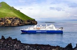 Kreuzfahrt Island für 2 (10 Nächte)