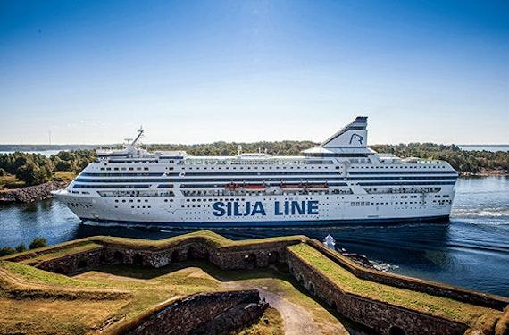 Minikreuzfahrt Stockholm Helsinki für 2