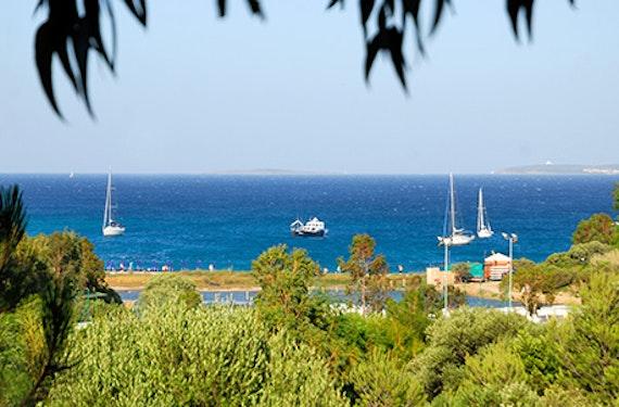 Sardinien-Urlaub mit Halbpension für 2 (7 Tage)