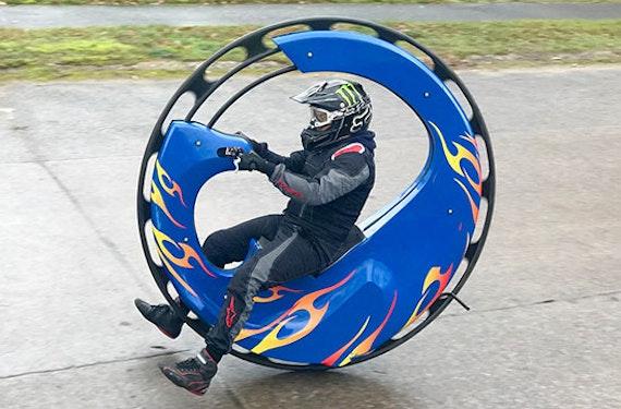 Monowheel fahren Raum Osnabrück