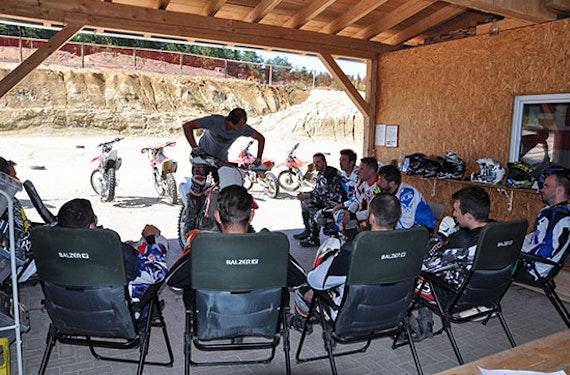Motocross-Kurs für Motorrad-Neulinge bei Deggendorf