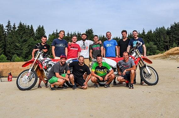 Motocross-Training für Einsteiger bei Deggendorf