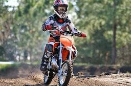 Motocross-Schnupperkurs für Kinder bei Deggendorf