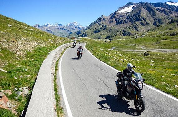 Motorradtour mit Leihmaschine aufs Timmelsjoch