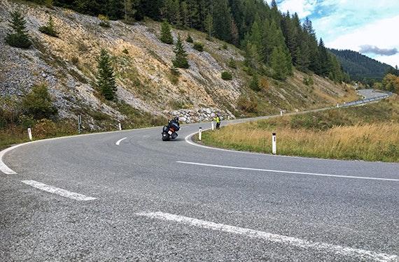Motorradtraining Ilz