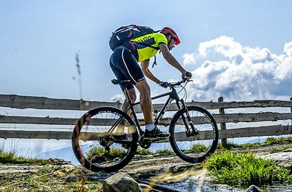Mountainbike-Aktivurlaub in Brixen für 2
