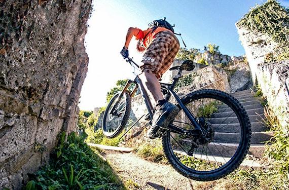 Mountainbike Freeride Kurs Raum Geislingen