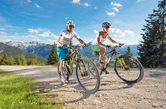 Mountainbike-Tour zum Schloss Neuschwanstein