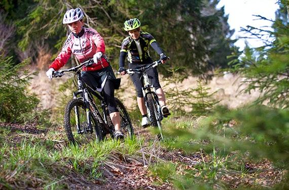 Mountainbike Tour Clausthal-Zellerfeld (4 Std.)