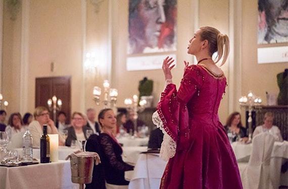 Mozart Konzert-Dinner in Salzburg für 2