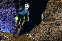 MTB-Tour im Bergwerk für Fortgeschrittene