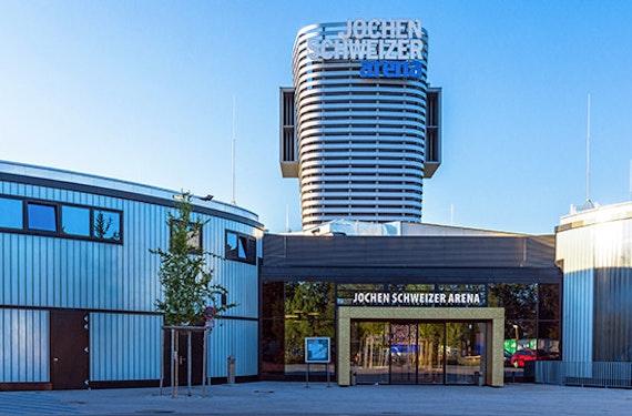 Bodyflying (4 Min.) - Arena München