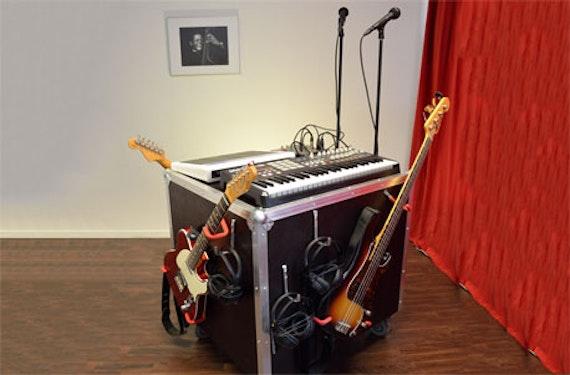 Rockband-Workshop für bis zu 10 Personen