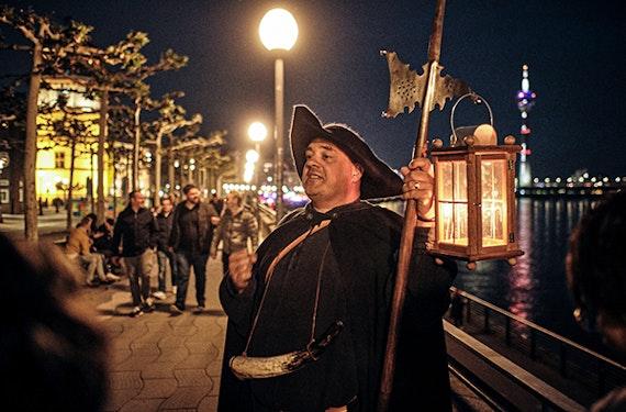 Nachtwächter-Führung Düsseldorf