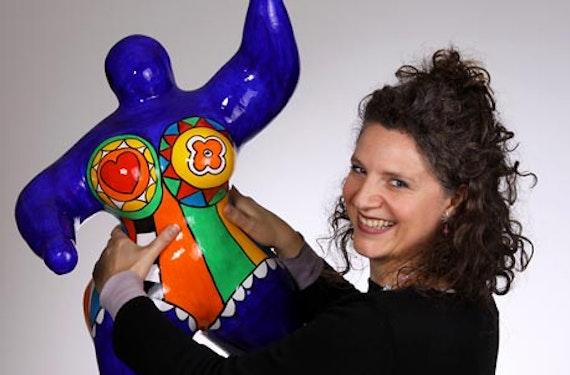Nana Skulpturen Workshop Freiburg