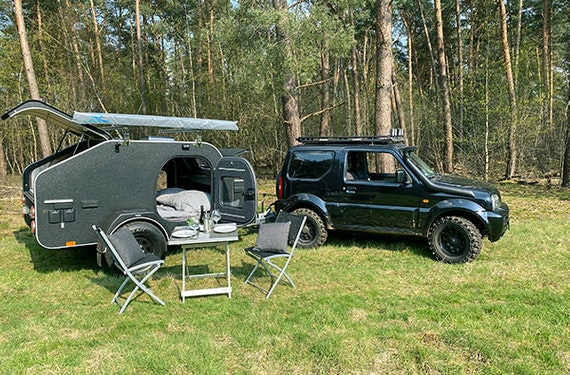 Offroad Camper mieten Dülmen (3 Nächte)