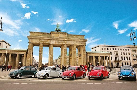 Frühstück & Oldtimer fahren Berlin für 2