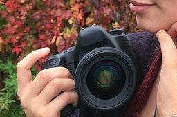 Online Fotokurs Einzelcoaching