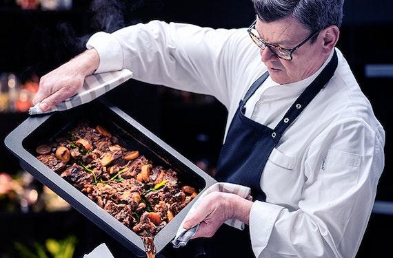 Online Kochkurs mit Sternekoch Harald Wohlfahrt